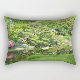 the pursuit of Perfection Rectangular Pillow