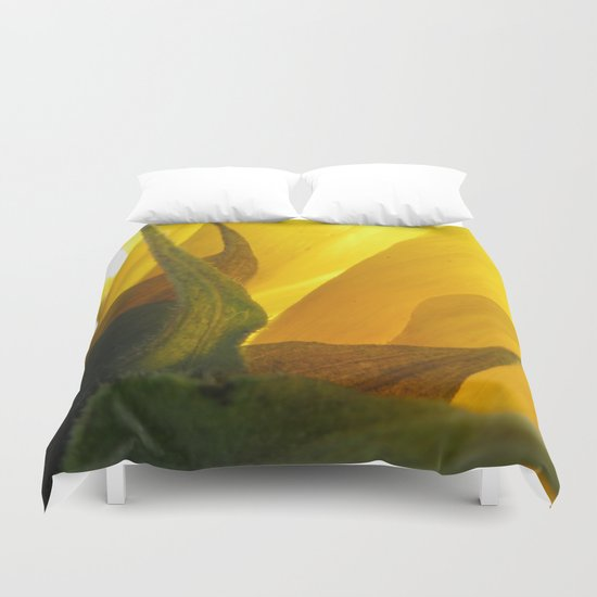 Sunflower 47 Duvet Cover