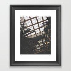 L'Hotel Framed Art Print