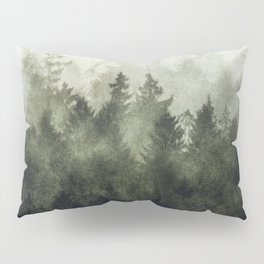 The Heart Of My Heart // Green Mountain Edit Pillow Sham