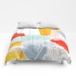 abstract painting XVI Comforters