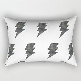 Thunder Stamped Rectangular Pillow