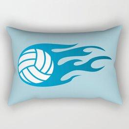 The Volleyball I Rectangular Pillow