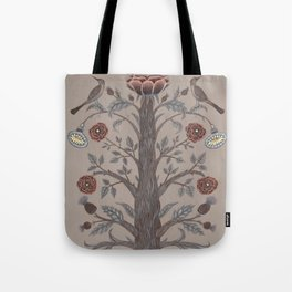 Garden Tree Tote Bag