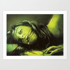 Mackenzie Art Print