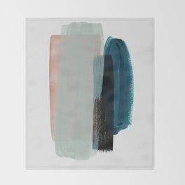 minimalism 12 Throw Blanket