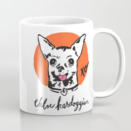 Chloe Kardoggian Illustration with Signature Coffee Mug