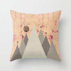 M.F. V. xii Throw Pillow