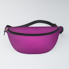Purple Sun Fanny Pack