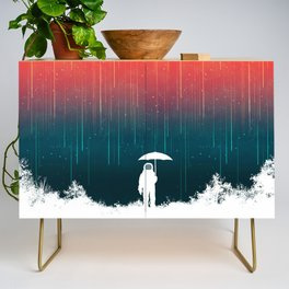 Meteoric rainfall Credenza