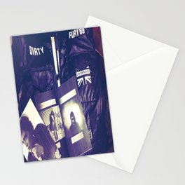 Dirty Fury 69 mixtape Stationery Cards