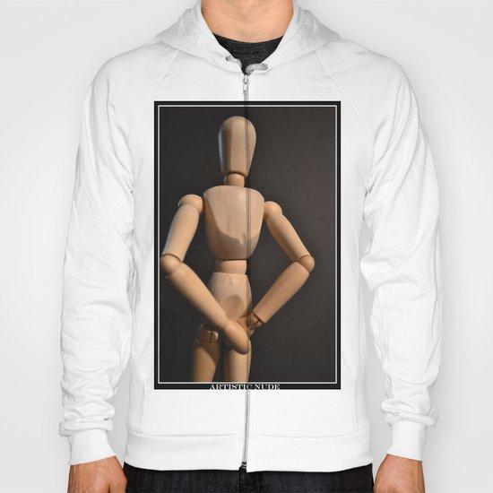 Artistic Nude Hoody