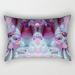 Spiritual energy Rectangular Pillow