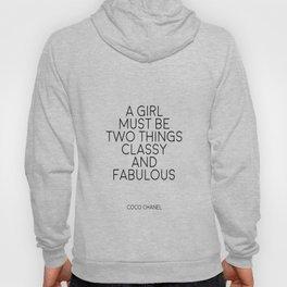 Girls Room Decor Girly Gifts Women Gift Fashion Art Fashion Print Quotes Fashion Wall Art Printable Hoody