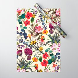 Magical Garden V Wrapping Paper