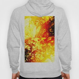 Liquid Volcano Burn Hoody