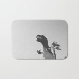 DINO / Cabazon Dinosaurs, California Bath Mat