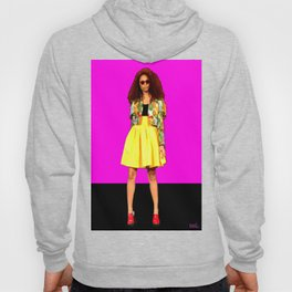 Moda…Colombia Hoody
