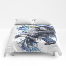 Time and Space Comforters