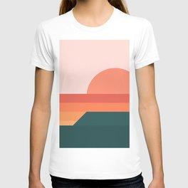 Sunseeker 08 Landscape T-shirt