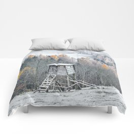 Tree Stand Comforters