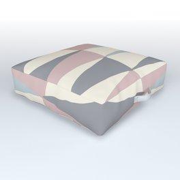 Zaha Pastel Outdoor Floor Cushion