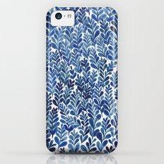 Indigo blues iPhone 5c Slim Case