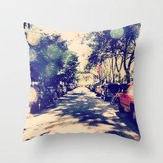 Forward Throw Pillow