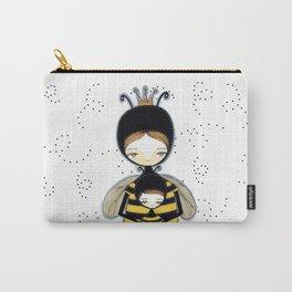 Queen Bee Motherhood Carry-All Pouch