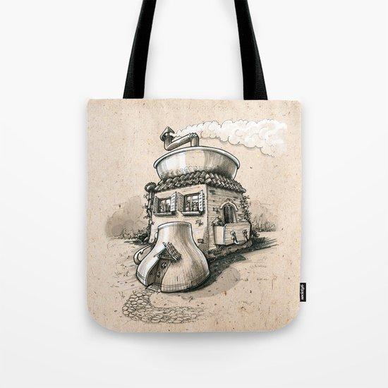 Coffee House Tote Bag