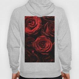 faded roses Hoody
