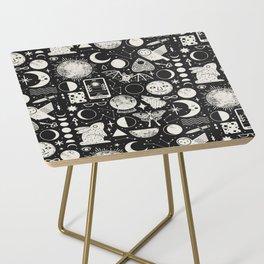 Lunar Pattern: Eclipse Side Table