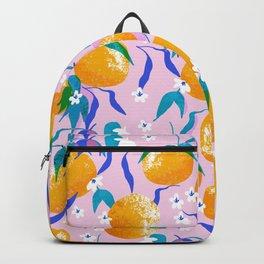 Citrus sunshine clementines Backpack
