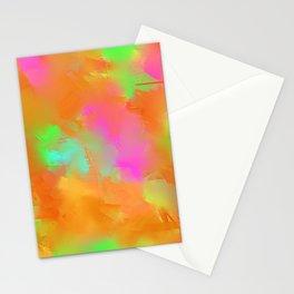 Optimistic spirit Stationery Cards