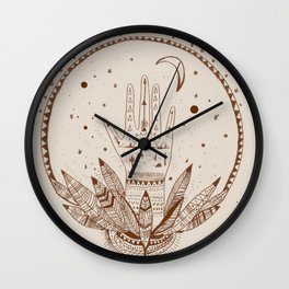 SIGH DREAMS Wall Clock