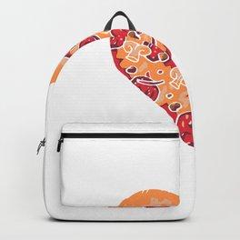 Greasy Heart Backpack