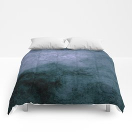 Abstract Cave VII Comforters