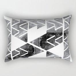 GEOMETRIC SERIES IV Rectangular Pillow