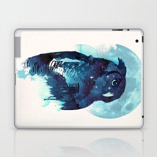 Midnight Owl Laptop & iPad Skin