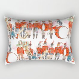 Marching Band Rectangular Pillow