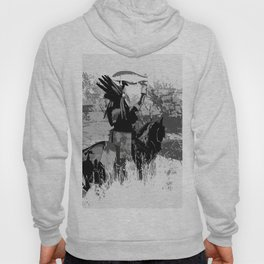 The Offering - Indian Brave with Salmon Hoody