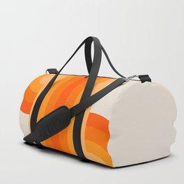 Creamsicle Knots Duffle Bag
