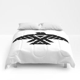 Thunderbird flag - High Quality image Comforters