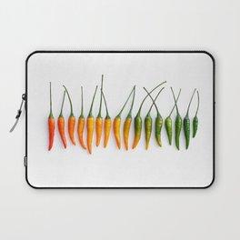 Hot Pepper Gradient Laptop Sleeve