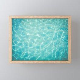 Palm Springs Summer Framed Mini Art Print