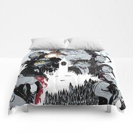 Decembersville PART 2 promo poster Comforters