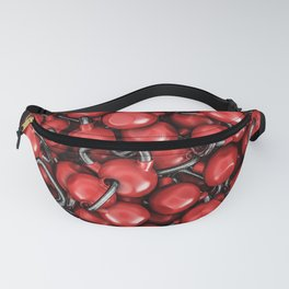 Kettlebells RED Fanny Pack