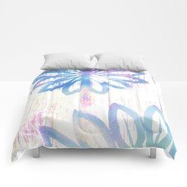 Pastel Embrace Comforters