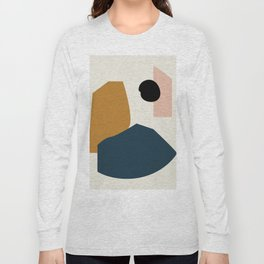 Shape study #1 - Lola Collection Long Sleeve T-shirt