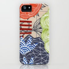 tapestry Slim Case iPhone (5, 5s)